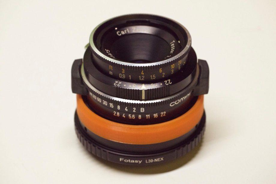 Sony E-mount TaoAdapter for Rolleiflex SL26