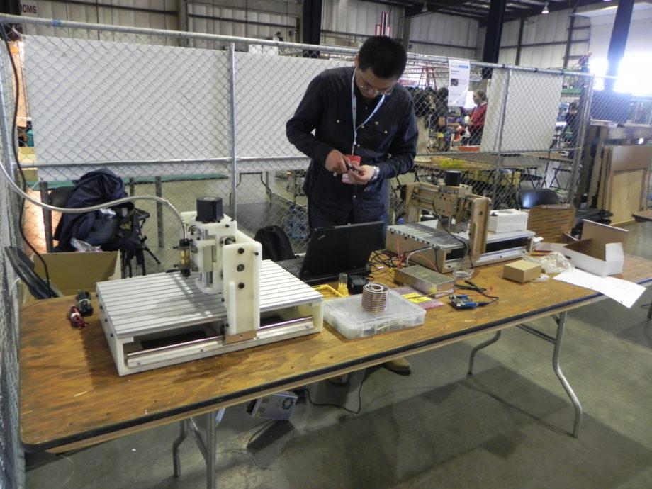 @Maker Faire Bay Area