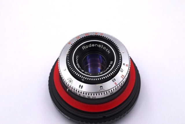 TaoAdapter for Rodenstock Reomar 38mm f/2.8