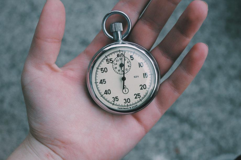 高效工作的习惯之一:时间-事件日志